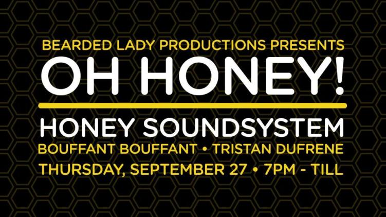Bearded Lady Productions Launches with Free & Fabulous 'Oh Honey!' Party