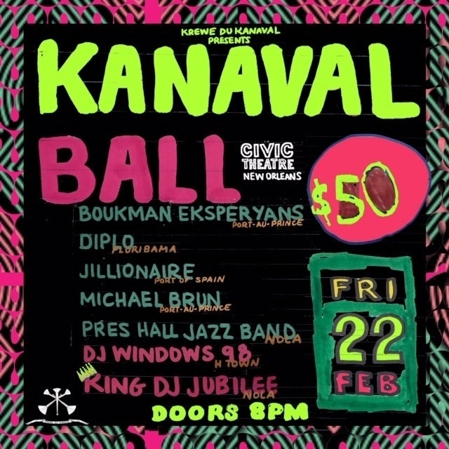 Diplo at Kanaval Ball
