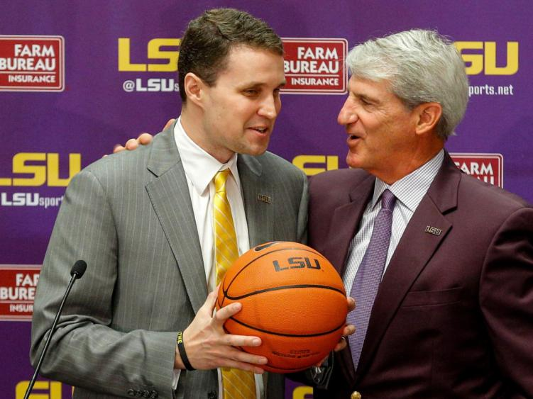 LSU's Joe Alleva Expected to Step Down as Athletic Director [Breaking]