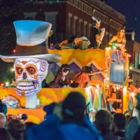 This Weekend in New Orleans: Krewe of Boo, Blues & BBQ, and Reggae Fest