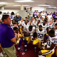 Watch 10 of The Best Moments From LSU's Thrilling Victory Over Alabama
