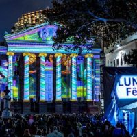 Experience Amazing Art, Lights, & Technology at NOLA's Luna Fête: Tonight-Sunday