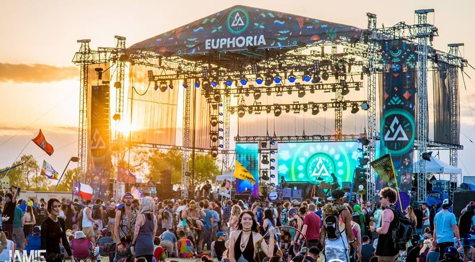 Capturing the Beauty of Euphoria Music Festival with