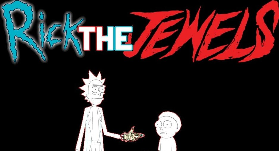 Rick and Morty Have Teamed Up With Run the Jewels And it is Epic [Must See]