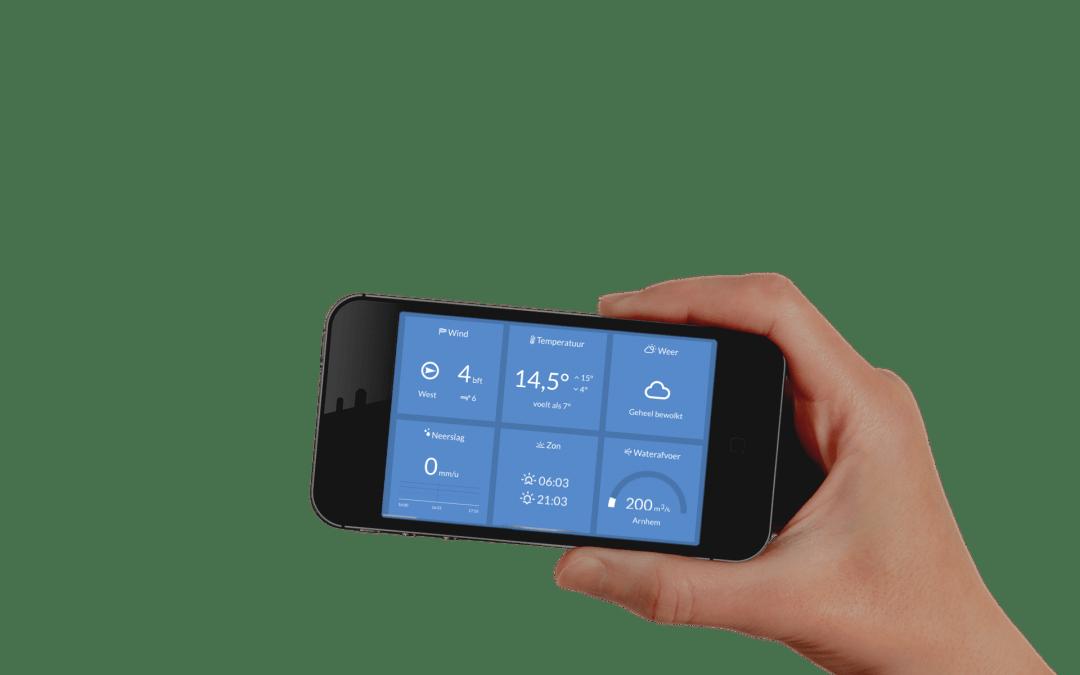 RV Jason introduceert nieuwe roei-app