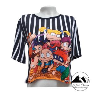 camiseta de rugrats