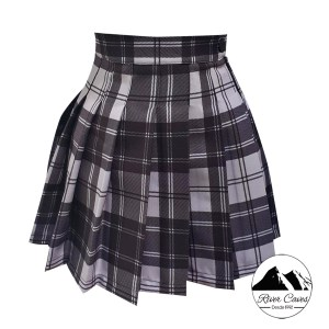 falda de tartan