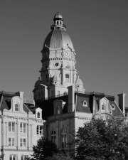 Vigo County Courthouse by Spencer Young