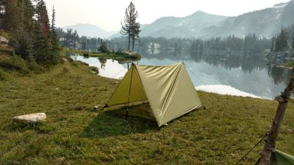 Backpacking Tent Shelter
