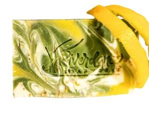 Lemon Verbena lemon soap product image