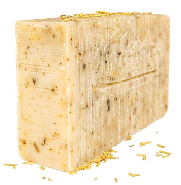 rosemary scrub soap
