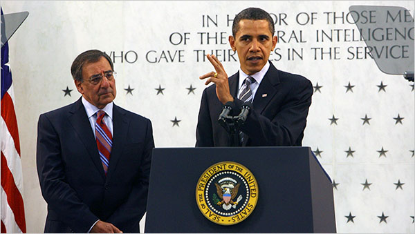 What's Going On Between Obama and the CIA? | The Confluence