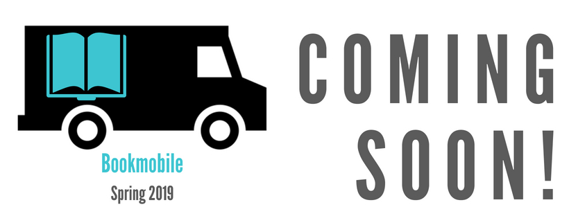 Coming Soon Bookmobile
