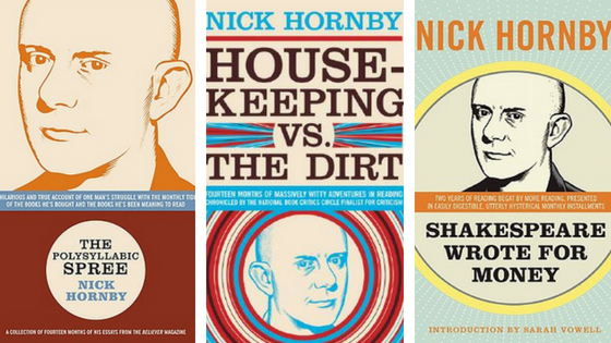 Nick Hornby titles