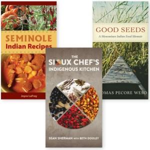 Native American cookbooks