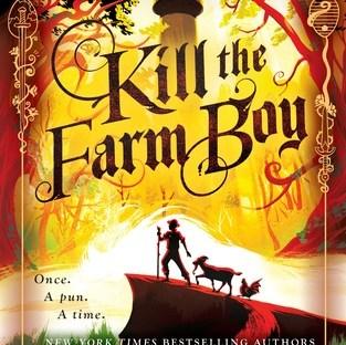 Kill the Farm Boy book cover