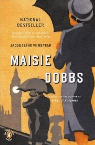 Maisie Dobbs by Jacqueline Winspear book cover