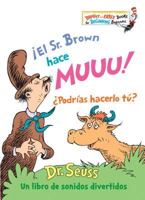 ¡El Sr. Brown hace Muuu! ¿Podrías hacerlo tú? cover