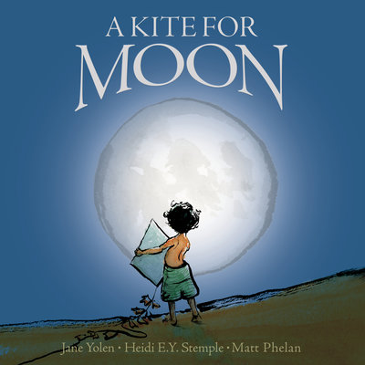 A Kite for Moon Audiobook