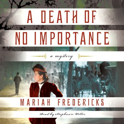 A Death of No Importance audiobook