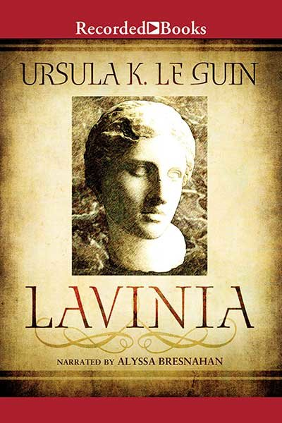 Lavinia audiobook