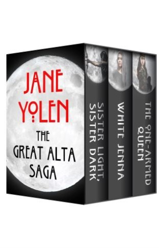 The Great Alta Saga by Jane Yolen