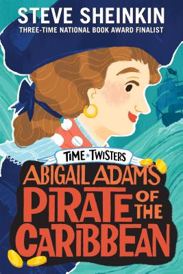 Abigail Adams Pirate of the Caribbean