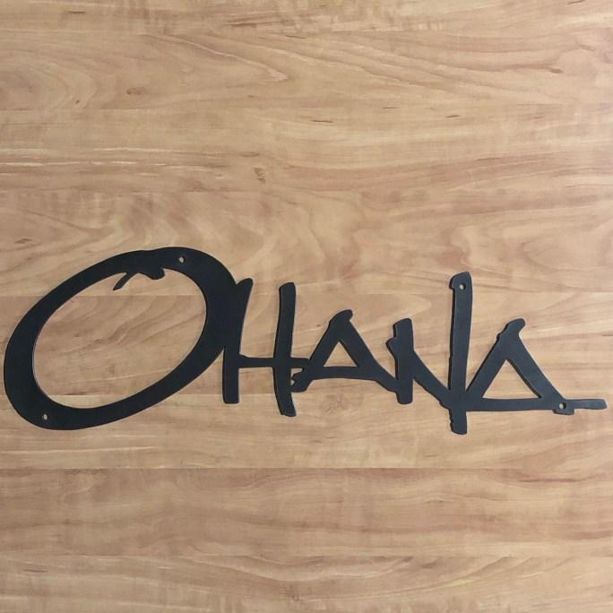Ohana with Holes