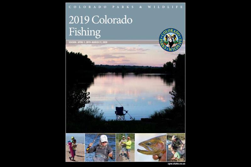 Colorado Fishing License