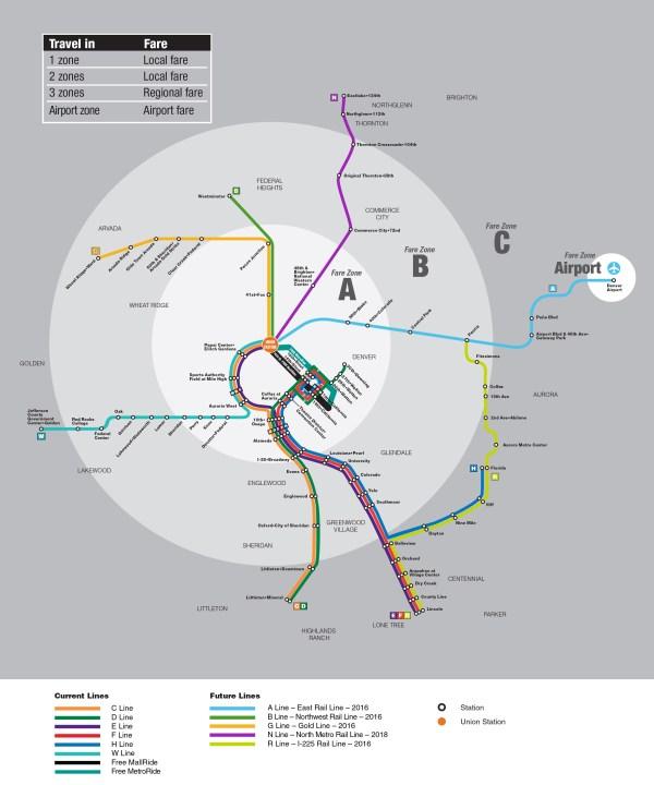 Proposed Light Rail