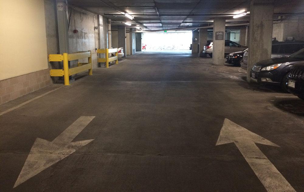 Denver Parking Spaces