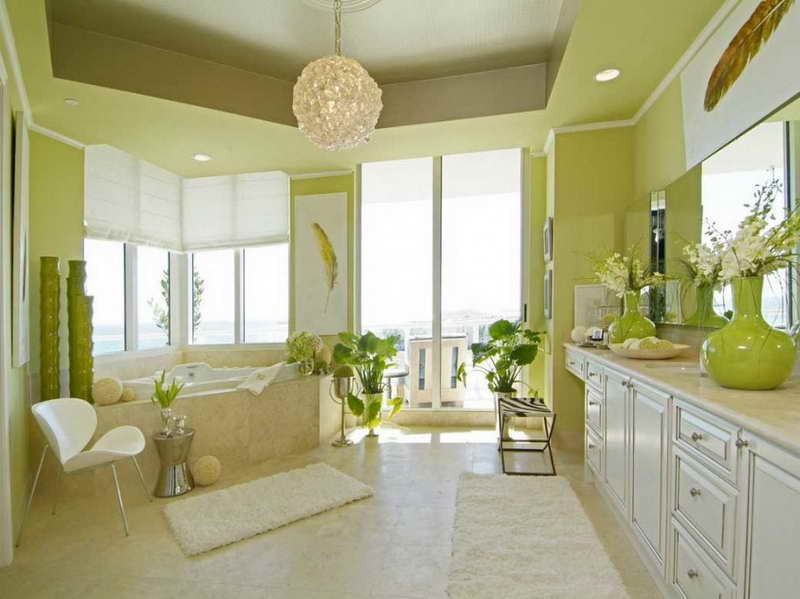 Great Ways That Paint Can Boost The Look Of Your New Home ... on Painting Ideas For House  id=61581