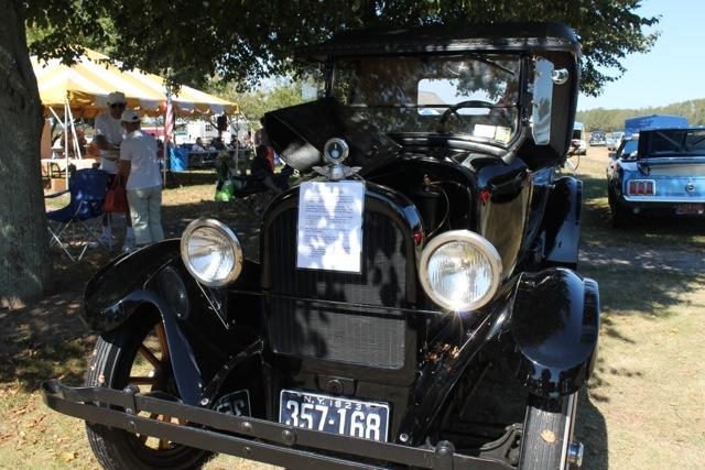 Hallockville Farm Car Show