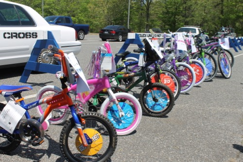 Sun Shines On Rescheduled Pal Bike Rodeo Sunday At Stotzky