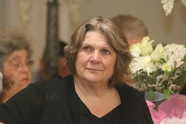 RIverhead school board member Laurie Downs
