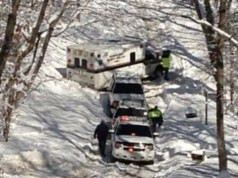 2013 0210 ambulance stuck