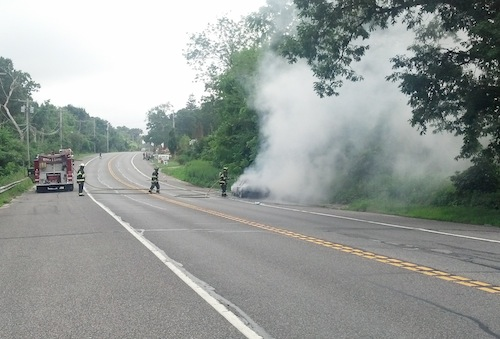 2013 0703 vehicle fire