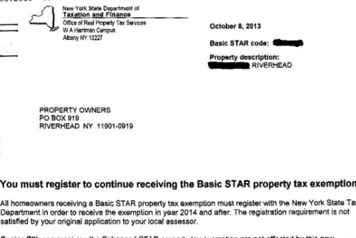 Star registration letters in mail to suffolk county homeowners 2013 1008 star letter spiritdancerdesigns Choice Image
