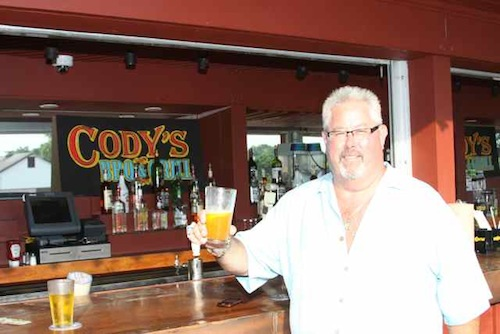 Rich Ghirardi Sr. at Cody's in August 2011. (Photo: Peter Blasl)