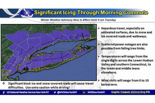 Winter weather advisory | RiverheadLOCAL