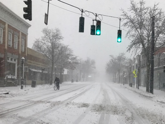 First the cold, now New England bracing for snow