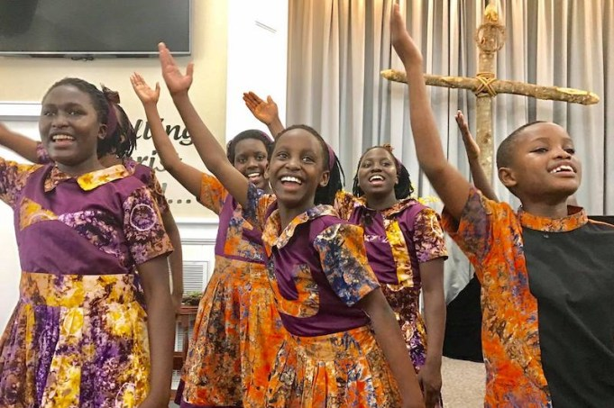 A Gift Of Music And Love From Uganda: Amani Children's