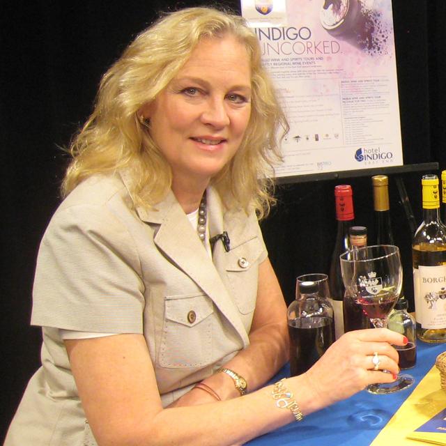Ann Marie Borghese (Credit: Long Island Wine Press, file)