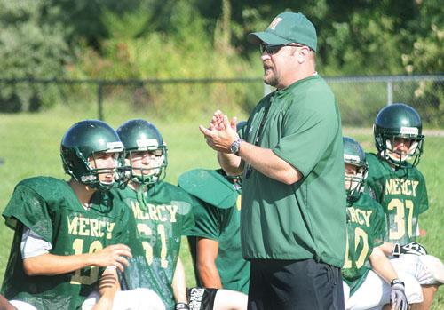 McGann-Mercy High School, Riverhead, Mercy football, Jeff Doroski