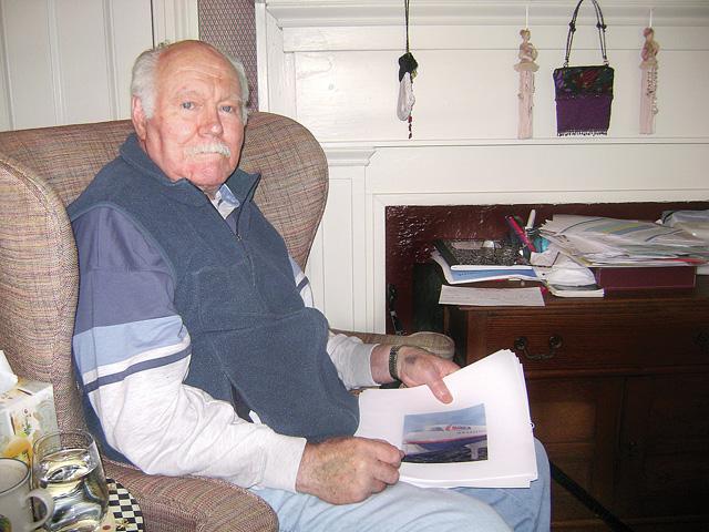 Mr. Danby pictured in 2009. (Credit: file photo)