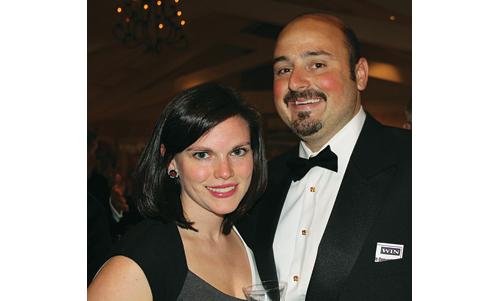 Stephanie Smith and Isaac Israel.