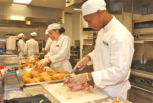 SCCC, Thankgiving, Culinary Arts School in Riverhead
