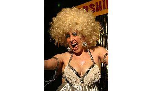 Starshine Burlesque, Coney Island, Brooklyn, Riverhead, Downtown Riverhead, Vail-Leavitt