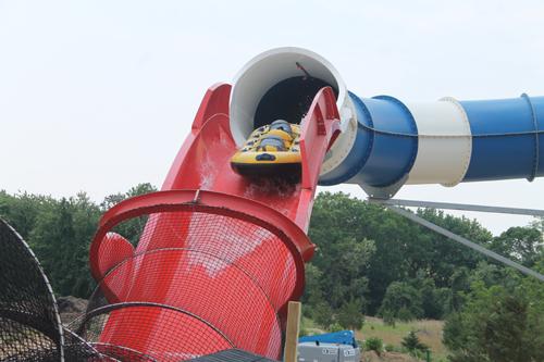 Splish Splash water coaster