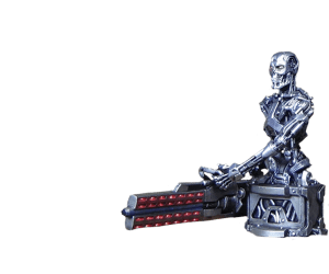 Terminator Genisys T-800 from Terminator Genisys the Miniatures Game by River Horse
